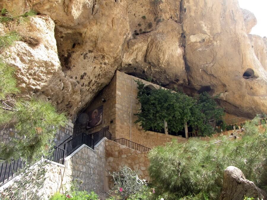монастир св теклі маалюля2